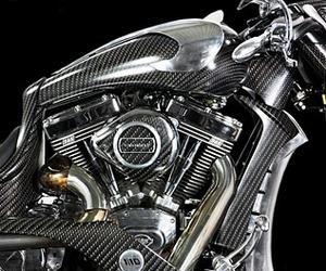 Custom Carbon Fiber Zapico Bike
