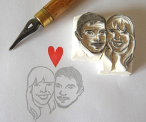 Custom Face Stamps
