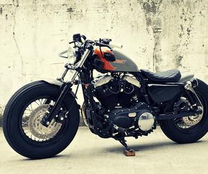 Custom Harley Sportster by Hidemo