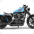Custom Harley Sportster by Shaw Speed