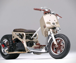 Custom Honda Ruckus Scooter