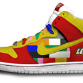 Custom Pop Culture Nikes