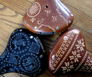 Custom Saddles By Leather Artisan Kara Ginther