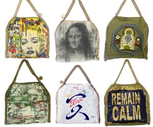 Custom Stella McCartney Bags Auction Benefits Charity