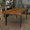 Custom Table from Bench Dog Design