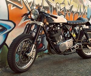 Custom Yamaha SR500 Cafe Racer