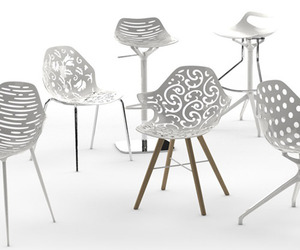 Customizable Chairs By Donati