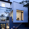 Cut + Fold House in London by Ashton Porter Architects