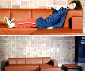 CX Sofa by Kinzo