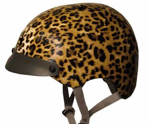 Cycling helmet 'Leopard'