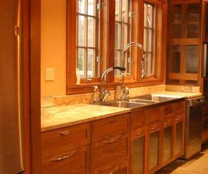 Cypress Kitchen Cabinetry