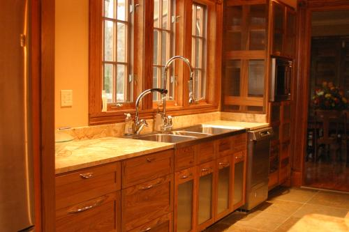 & Cypress Kitchen Cabinetry