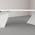 D-Line Desk By Philip Michael Wolfson 2013