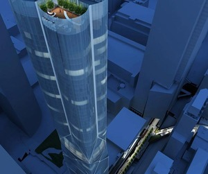 D Tower by Diller Scofidio + Renfro