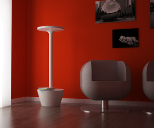 Daiana Floor Lamp by Italian Soup Design Studio
