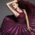 Daisy Balloon: Crazy Couture Creations Filled With Air.