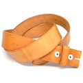 DaLuca Handmade Leather Belt - Natural