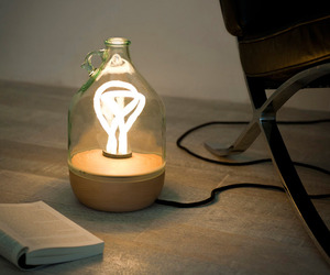 Dama Eco-Friendly Table Lamp | Tom Allen for Lucirmás