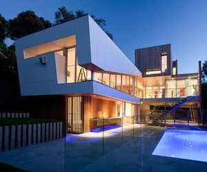 Daring Architecture Approach by Vibe Design Group