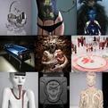 Dark & Disturbing Photos, Fashion & Design