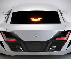 Dark Knight Brake Light