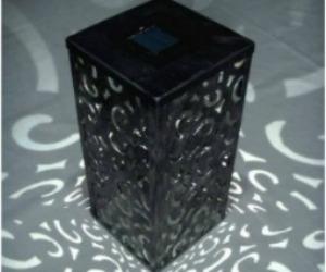 Dark Shadows Solar LED Table Top Votive