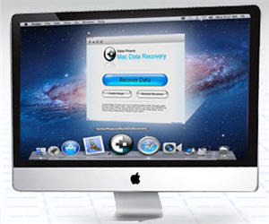 Data Recovery on Mac system