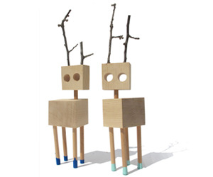 David Budzik | Tiny Wooden Creatures