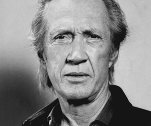 David Carradine Art Print