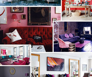 Dazzling Jewel-Toned Decor | Inspirational