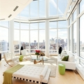Sculpture For Living Penthouse Duplex in New York