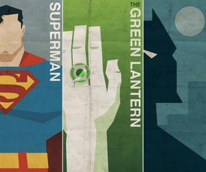 DC Comics Vintage Posters