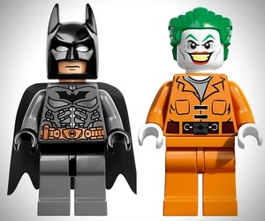 DC Comics x LEGO Series for 2013