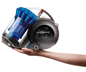 DC49: Dyson's smallest, quietest vacuum cleaner
