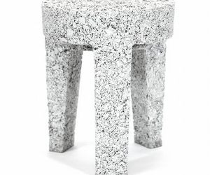 Items from the Deceased Made into Stools | Joost Gehem