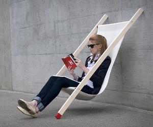 Deck Chair | by Bernhard Burkard