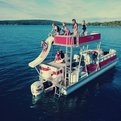 Deco Fun Ship by Avalon Luxury Pontoons