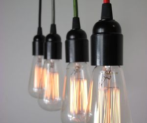 Decorative bulb pendants