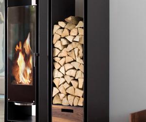 Decorative fireplace by Carsten Gollnick