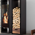 Decorative fireplace by Carsten Gollnick