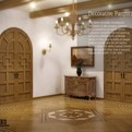 Decorative Parquetry - Impoved Aesthetics and Value