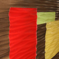 Decorative Wall Surface - Textur 3D - Custom Inlay Design