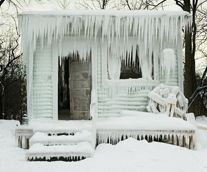 Deep North Frozen Home by Chris Larson