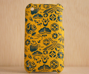 Deer Leather iPhone Cases by Maruwakaya
