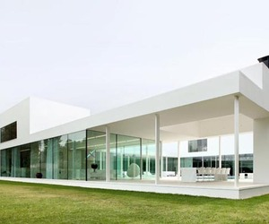 Contemporary Villa V in Belgium