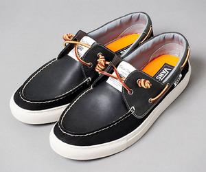 Deluxe x Vans Zapato del Barco