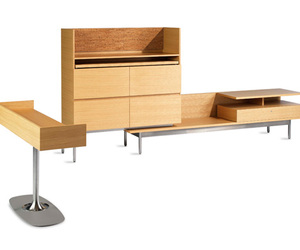 denizen desking from coalesse