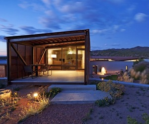 Desert Home by Lake Flato Architects