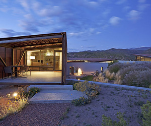 Desert House in Santa Fe by Lake|Flato Architects