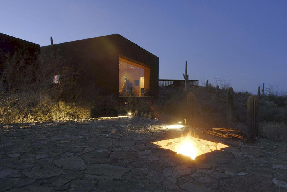 Desert Nomad House desert nomad house in arizonarick joy architects